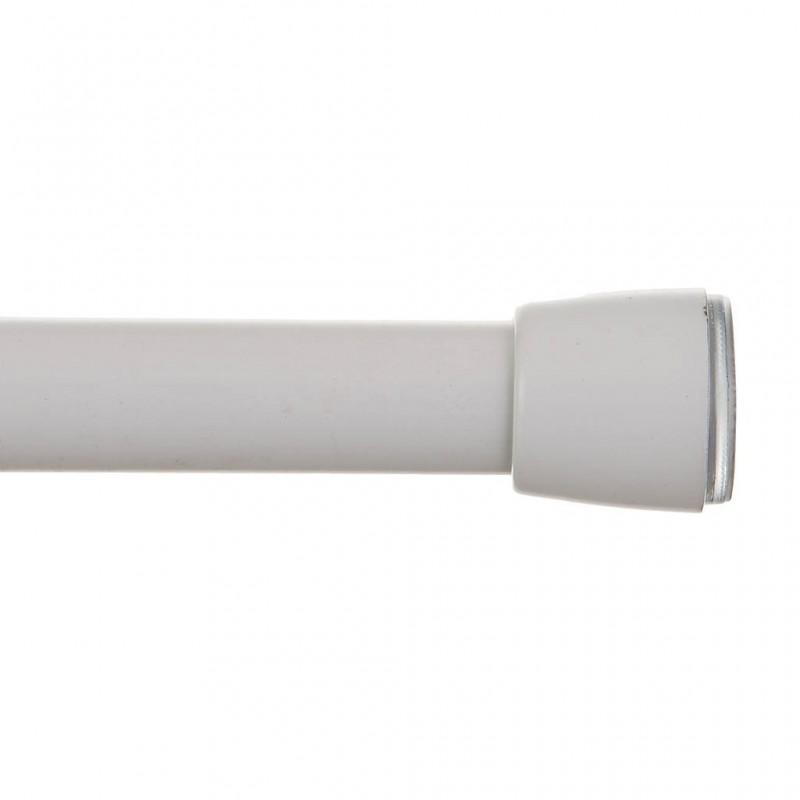Barra ajustable para cortina de baño York Cameo Interdesign