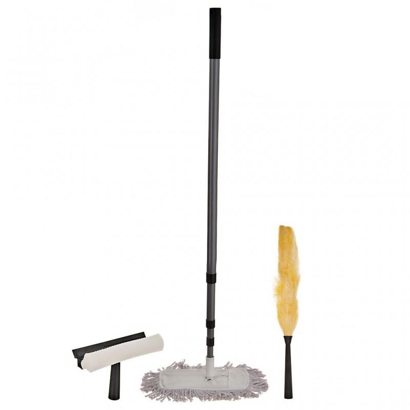 Limpiador para piso multiusos 4 piezas Evriholder