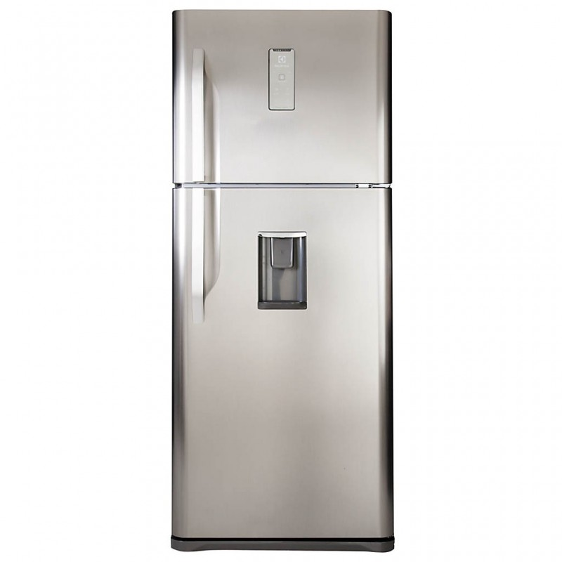 Refrigerador con dispensador y panel digital No Frost 456 L 17' ERTN41L6BSQI Electrolux