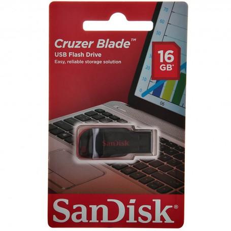 Flash memory Cruzer Blade SanDisk