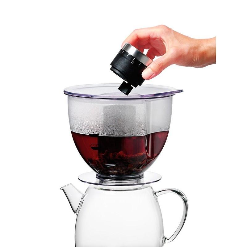 Colador para té con timer WMF