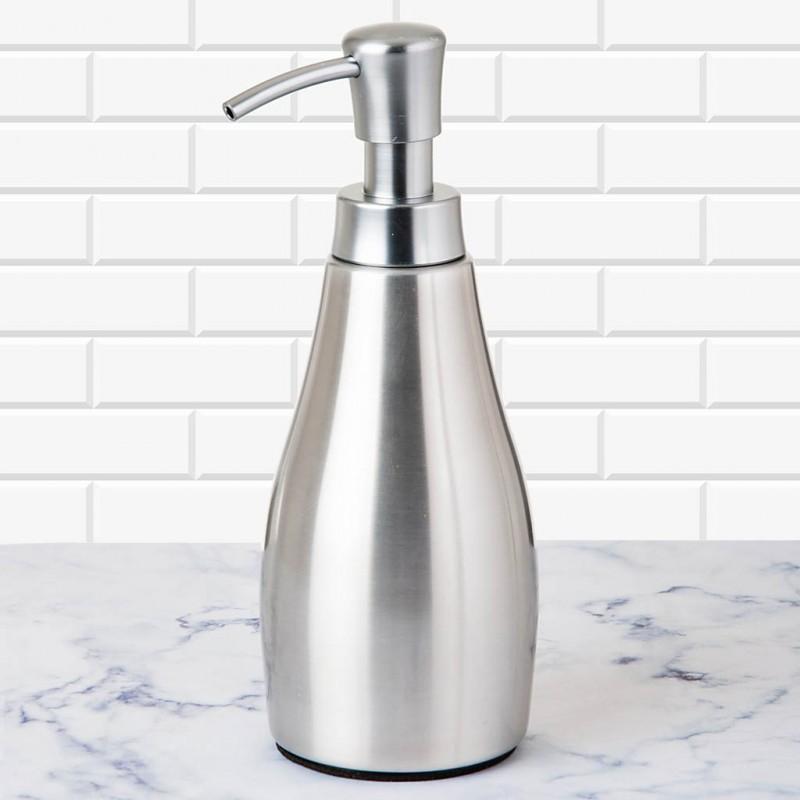 Dispensador para jabón Aluminia Interdesign