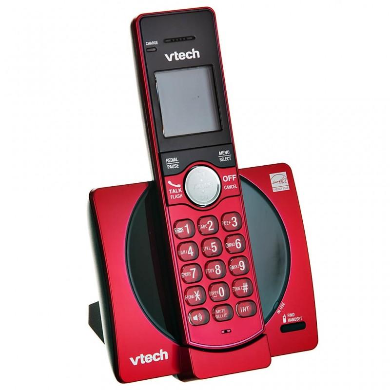 Teléfono inalámbrico con identificador y directorio telefónico DECT 6 .0 CS6919 Vtech