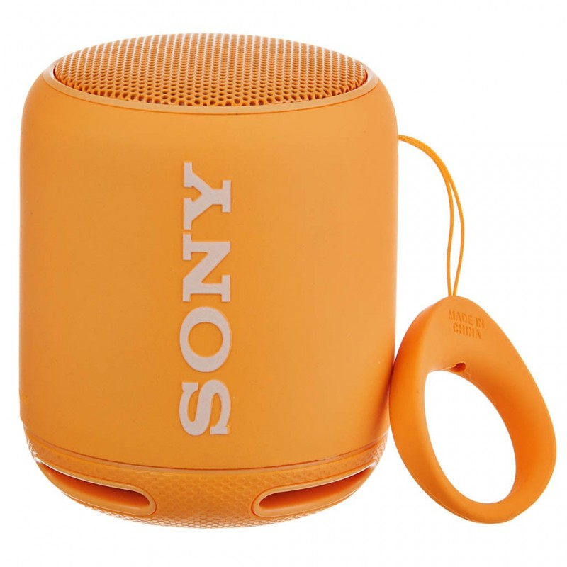 Parlante portátil resistente al agua IPX5 con Bluetooth y NFC SRS-XB10 Sony
