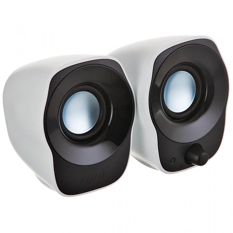 Parlantes estéreo compactos para PC Z120 Logitech