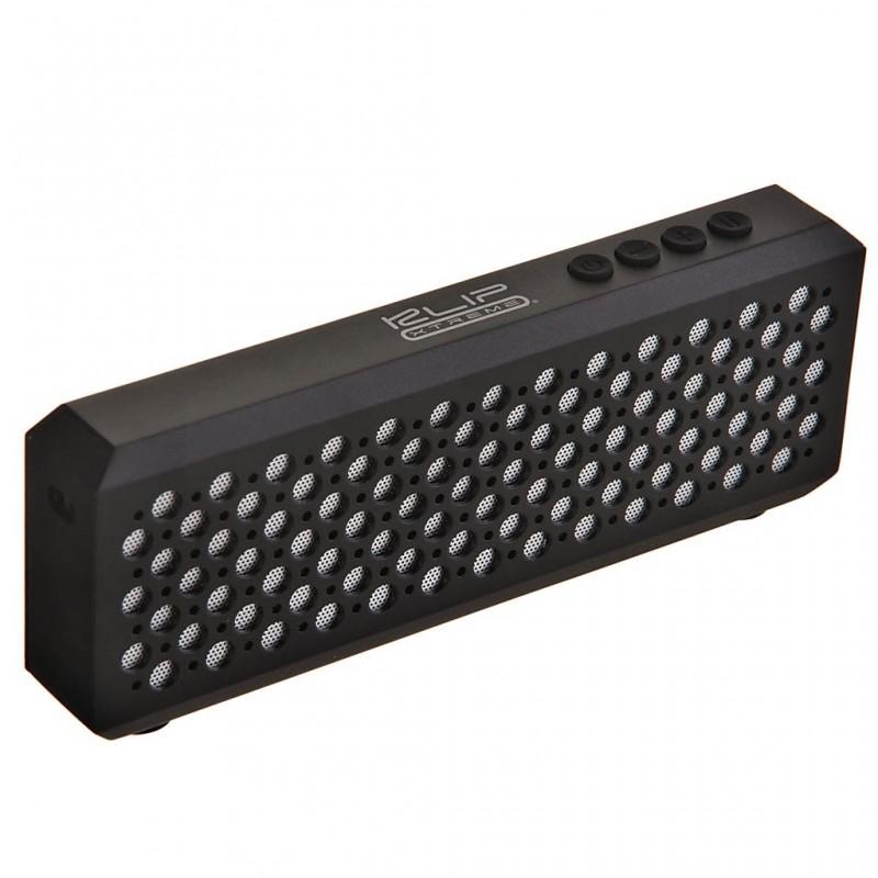 Parlante portátil metálico con Bluetooth 6W KWS-608 Negro Klip Xtreme