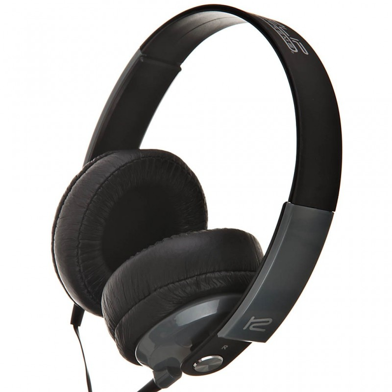 Audífonos livianos estéreo con cápsula y micrófono KHS-550 Klip Xtreme