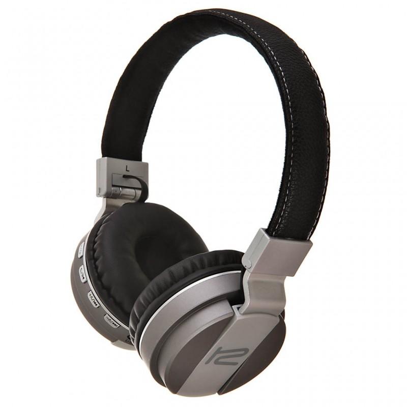Audífonos estéreo Bluetooth con micrófono y diseño plegable KHS-640 Evolution Klip Xtreme