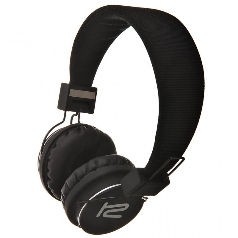 Audífonos estéreo Bluetooth con micrófono y diseño liviano KHS-670BK Epik Klip Xtreme