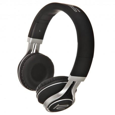 Audífonos estéreo con cápsula, micrófono y diseño liviano KHS-525BK Impression Klip Xtreme