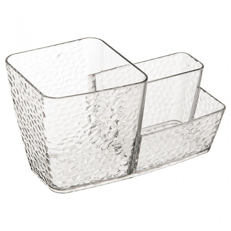 Organizador multiusos Clear Rain Interdesign