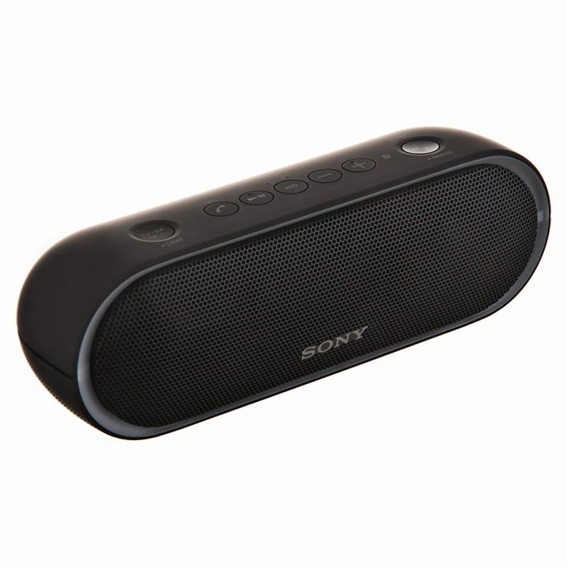 Parlante portátil resistente al agua IPX5 con Bluetooth y NFC SRS-XB20 Sony