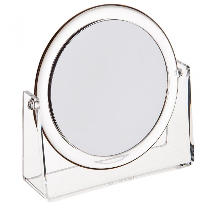 Espejo aumento 3x con base