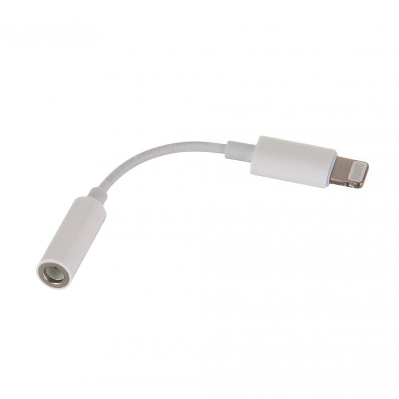 Adaptador de Lightning a toma para auriculares de 3.5 mm Apple