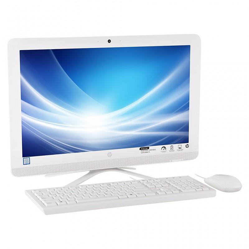 """Computadora HP All-in-One 22-b208la Core I3-7100U 4GB / 1TB Windows 10 21.5"""""""