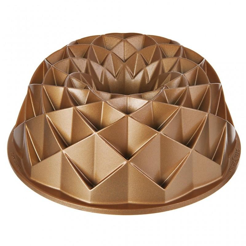 Molde cono para torta Bundt Jubilee Nordic Ware