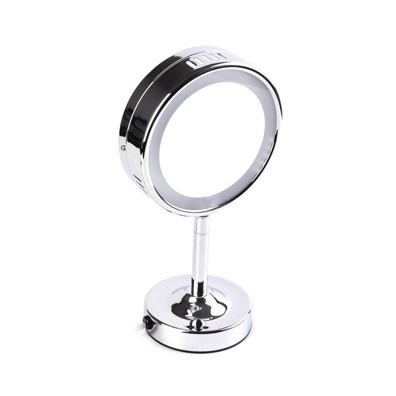 Espejo con luz aumento 5x Conair