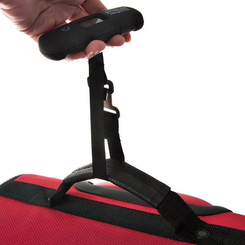 Balanza digital para maleta 35kg / 77lbs Sttelli