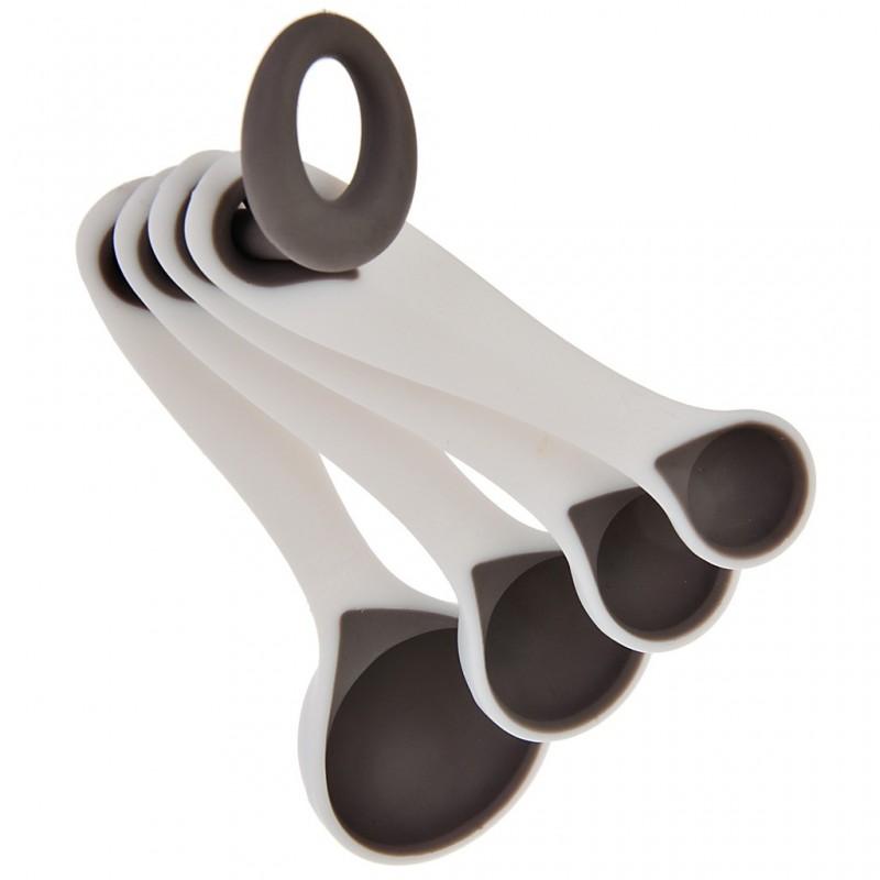 Juego de 4 cucharas para medir Novo