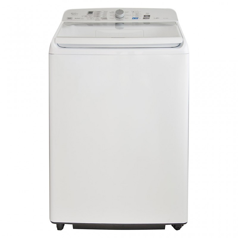 Lavadora con 8 programas y Auto limpieza del tambor 35lbs NA-F160H6WEC Panasonic