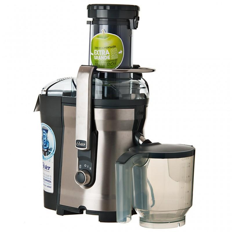 Extractor de jugos con boca extra ancha 1000W FPSTJE318Z Oster
