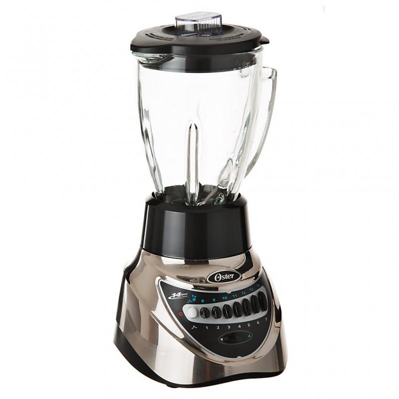 Licuadora con vaso de vidrio 14 velocidades BLSTEG7826C Oster