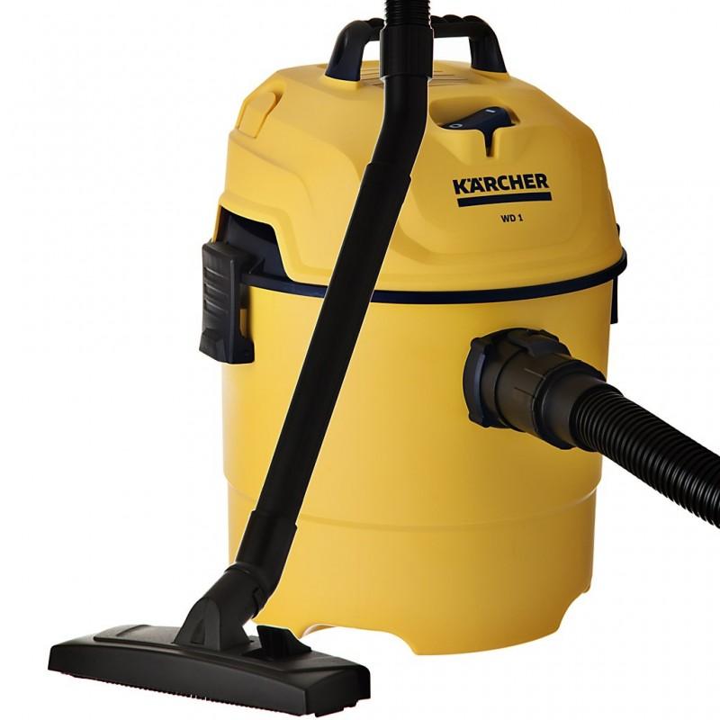 Aspiradora 3 en 1 secado / húmedo / sopladora 1200W WD 1 K'A'RCHER