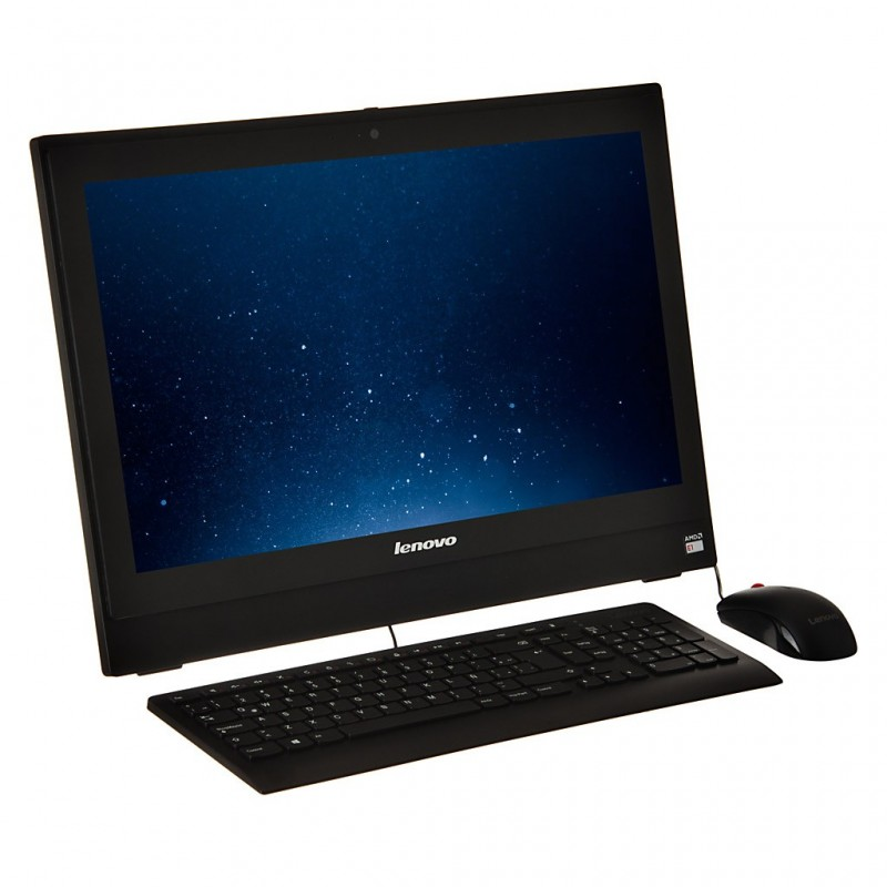 "PC All-in-One FHD AMD E1 2.30GHz con Memoria RAM de 4GB 21.5"" Lenovo"