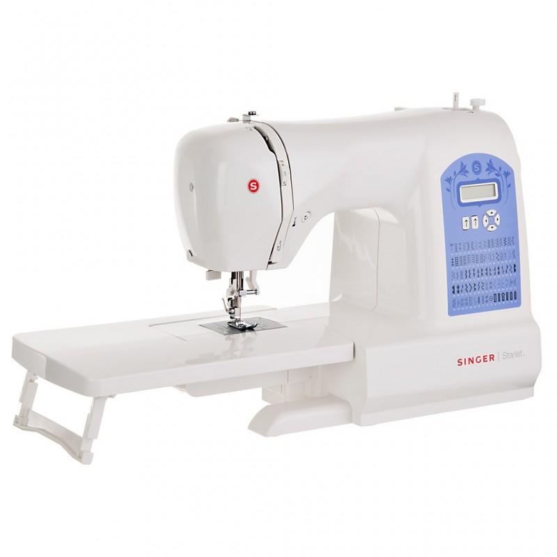 Máquina de coser digital 80 puntadas 6680 Singer