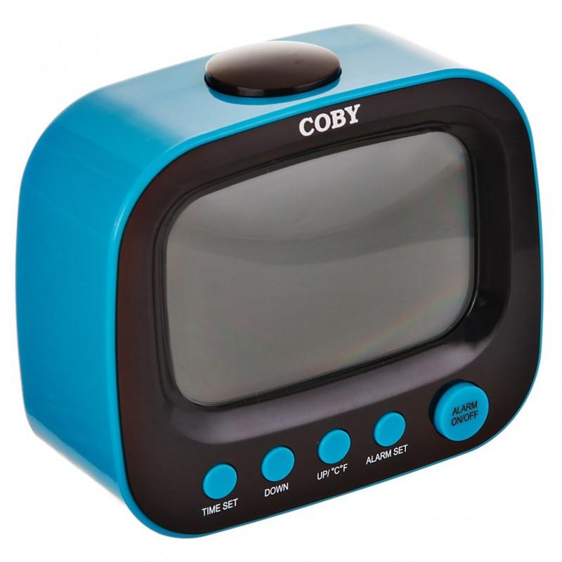 Reloj despertador Retro Coby