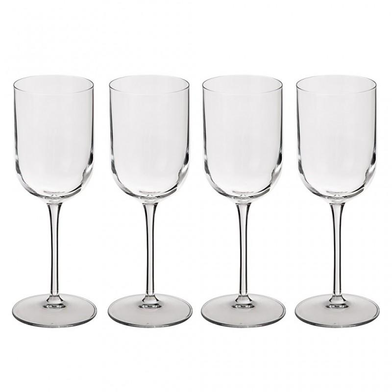 Juego de 4 copas de vino blanco Sublime Bormioli
