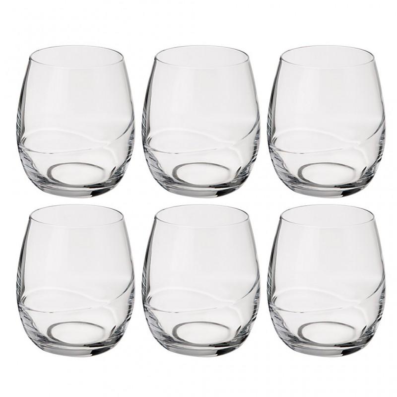 Juego de 6 vasos Academia del vino Bormioli