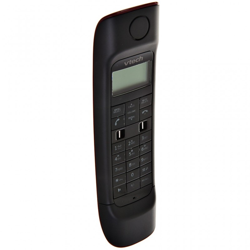 Teléfono inalámbrico Retro DECT 6.0 con identificador LS6185 Vtech