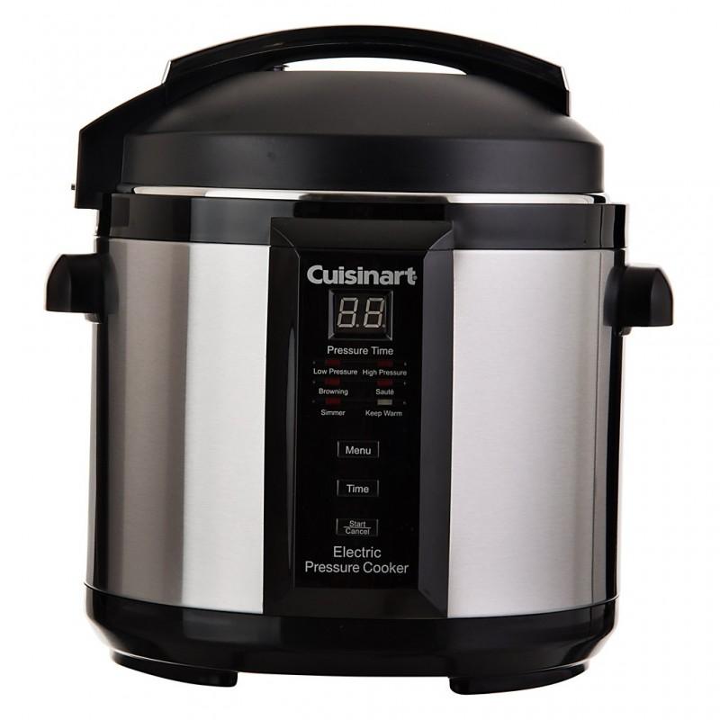 Olla de presión eléctrica 6QT 1000W CPC-600 Cuisinart