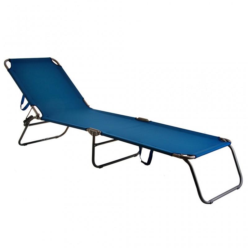 Silla perezosa para playa Azul