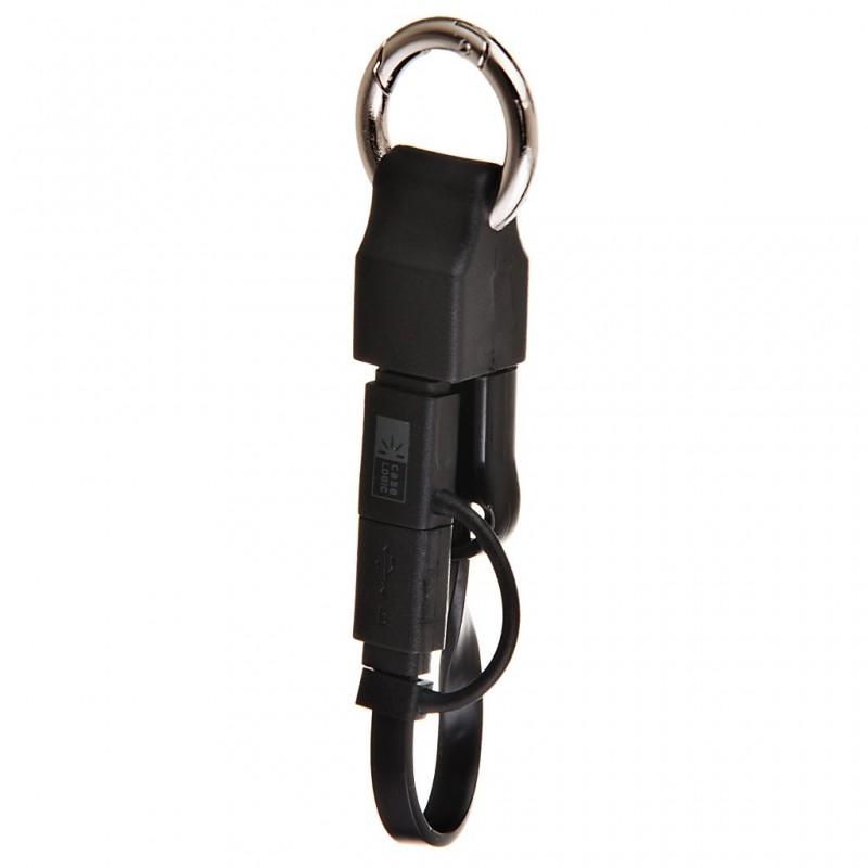 Conector de carga Lightning / Micro USB Case Logic