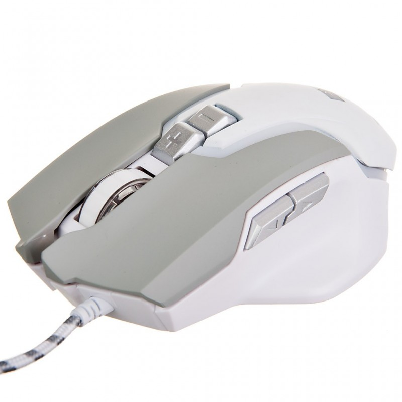 Mouse Gaming 6 botones Case Logic