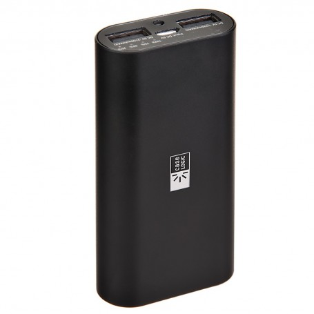Banco de energía con cable Micro USB 4400mAh Case Logic