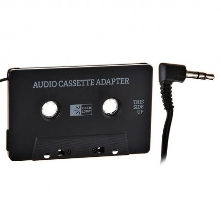 Adaptador para audio cassette a 3.5 mm Case Logic
