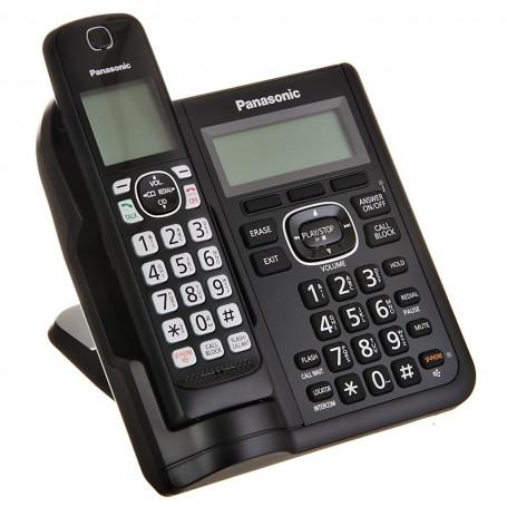 Teléfono inalámbrico con contestador digital DECT6.0 KX-TGF540 Panasonic