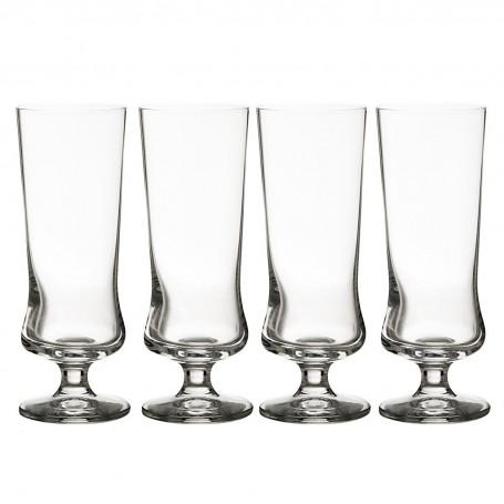 Juego de 4 copas Cocktail Drinks Krosno Glass
