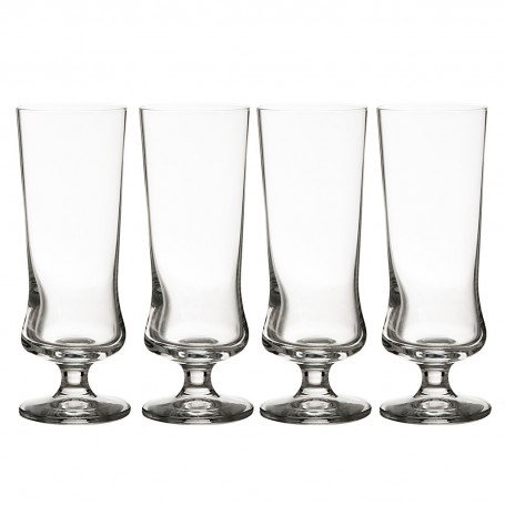 Juego de 4 copas Cocktail Drinks Krosno Glass