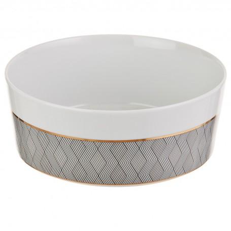 Ensaladera de porcelana Manhattan Spal