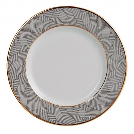 Plato para pan de porcelana Manhattan Spal