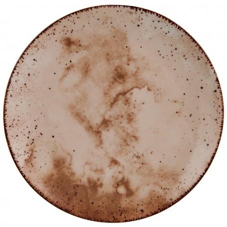 Plato para pan de porcelana Blend Simple Spal