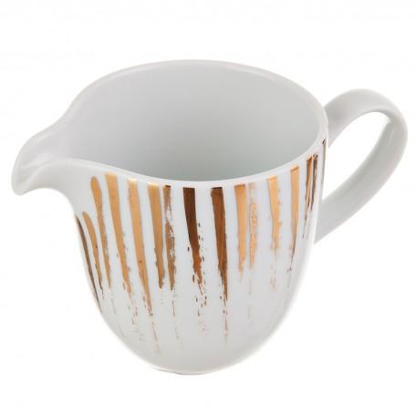Cremera de porcelana Glee Spal