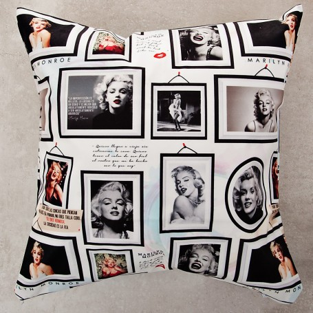 Forro para cojín Marilyn Multicolor Ecca