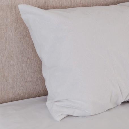 Protector de almohada impermeable Antibacterial Ecca