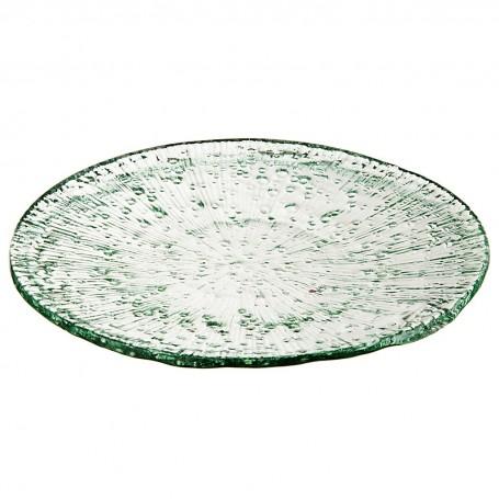 Platón decorativo Clear Rayos Ecoglass