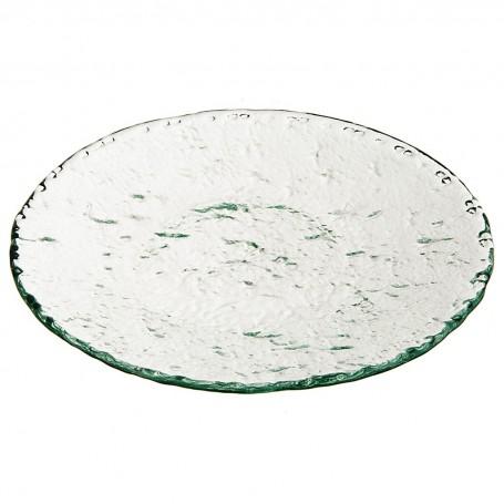 Platón decorativo Clear Ecoglass